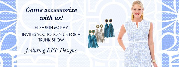 KEP Designs Trunk Show