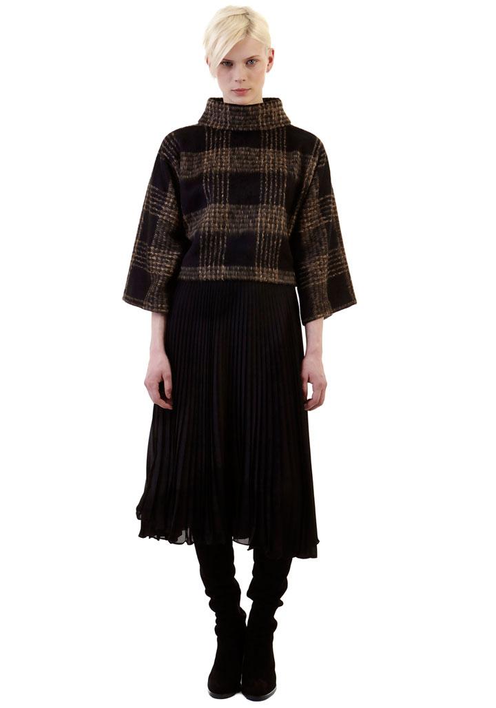Kal Reiman Plaid Kimono: $95 (orig. $325)