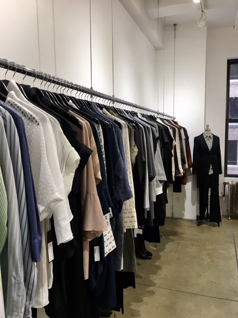 Kal Rieman Sample & Stock Sale