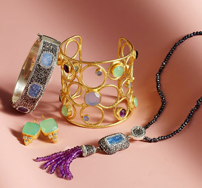 Starting May 1st at 9 p.m. at Gilt.com:  Kanupriya and Grand Bazaar NY