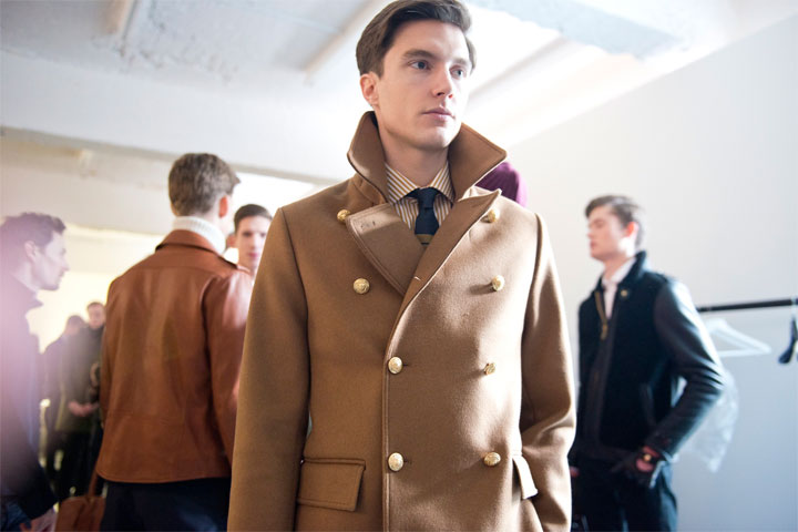 Kent and Curwen Sample Sale