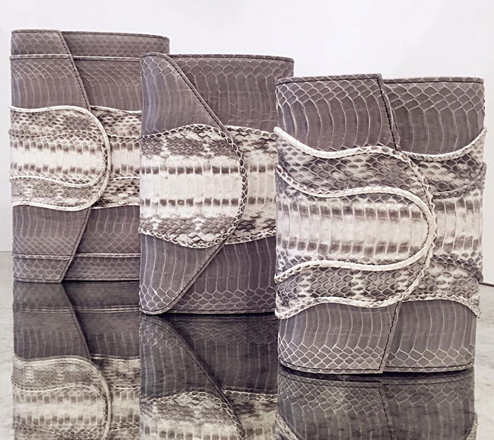 Khirma New York Herzog clutch: $500 (orig. $1,650)
