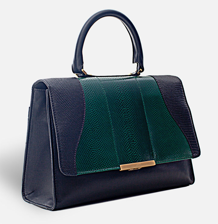 Khirma New York Oxy mini satchel: $300 (orig. $1,595)