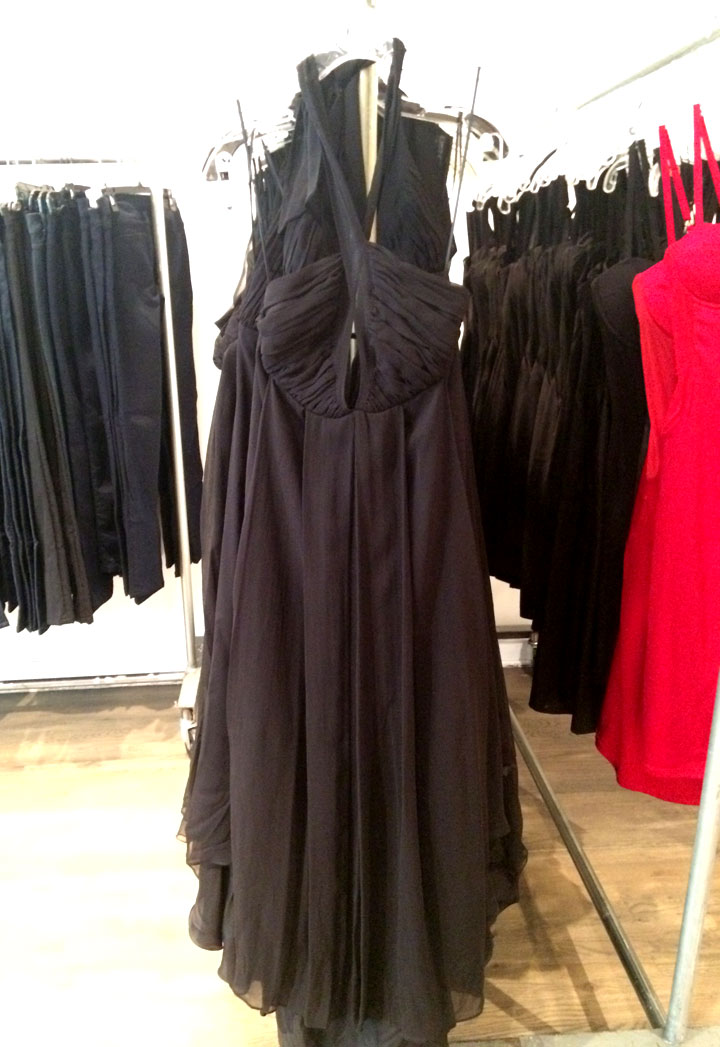 Maxi Dress for $250