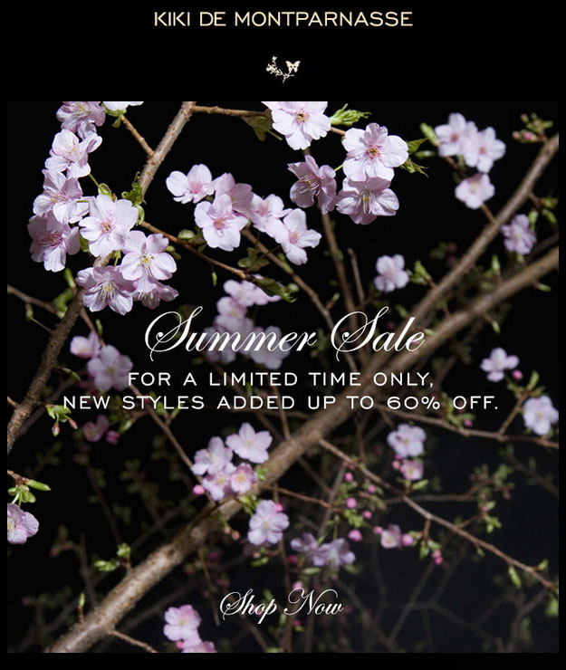 Kiki de Montparnasse Online Spring Sale