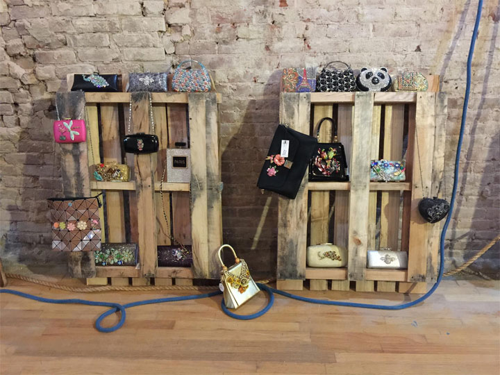 KissUp Industries Designer Handbags Sample Sale