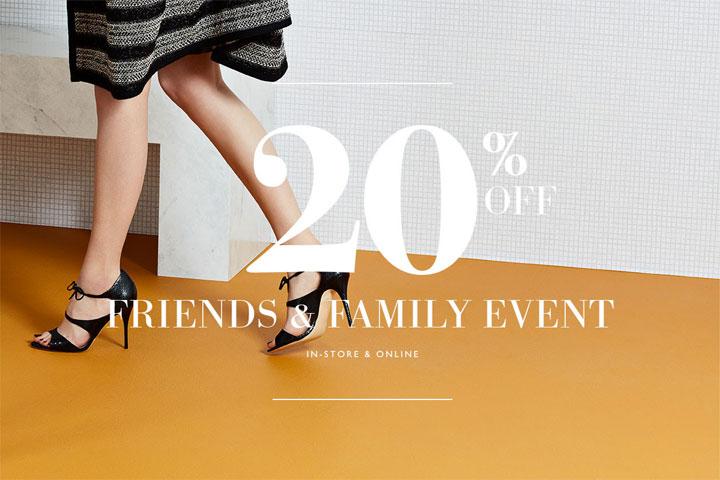 L.K.Bennett Friends & Family Sale