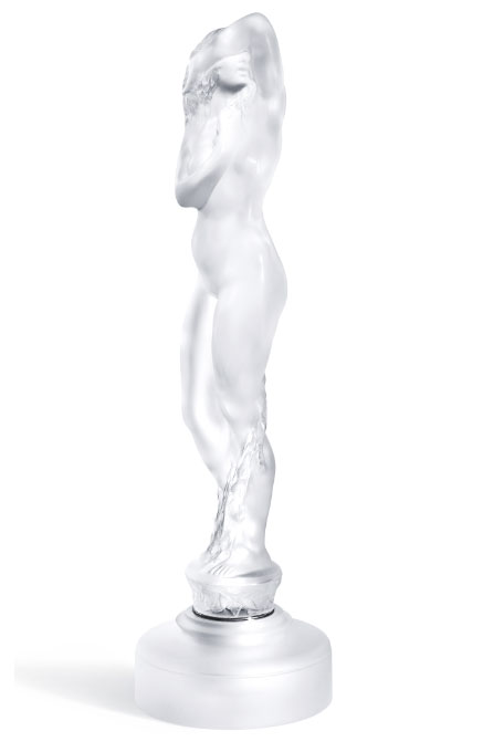 Lalique Hera Nude Sculpture