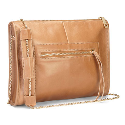 The Cece crossbody in taupe: $150 (orig. $350)
