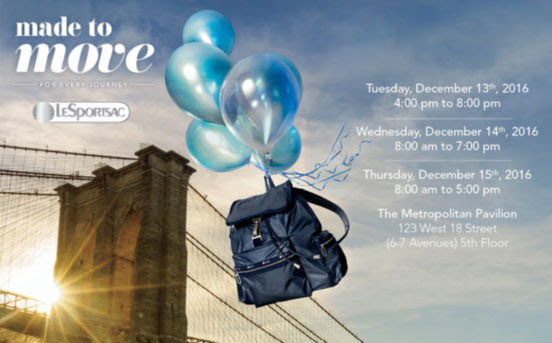 LeSportsac Sample Sale