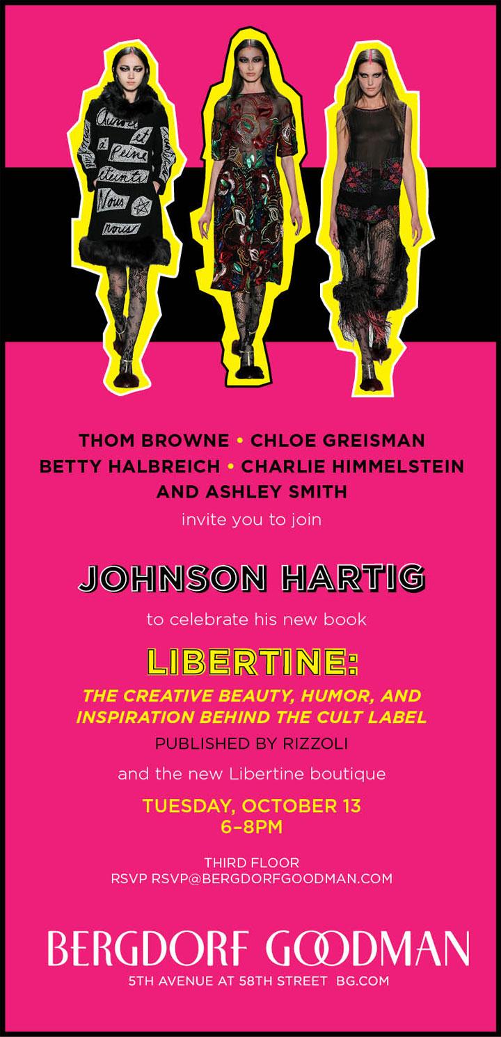 Libertine: Celebrate the BG Way