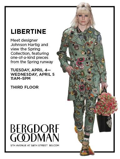 Libertine Trunk Show