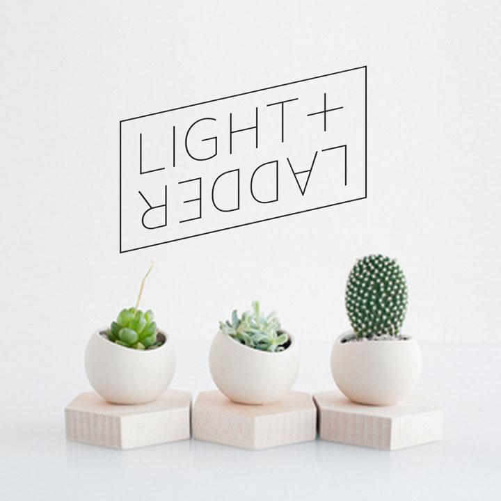 Sakaya Davis, Light + Ladder & More Sample Sale