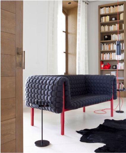 ligne roset furniture new york alcantara sale. Black Bedroom Furniture Sets. Home Design Ideas