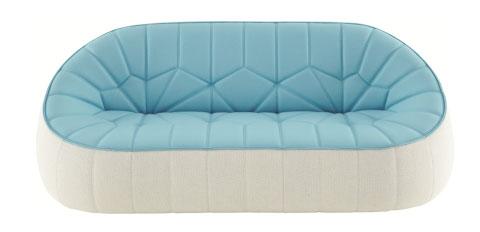 Ligne Roset Ottoman sofa: $2,971 (orig. $3,495)