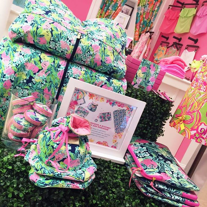 Lilly Pulitzer Madison Store Anniversary Party