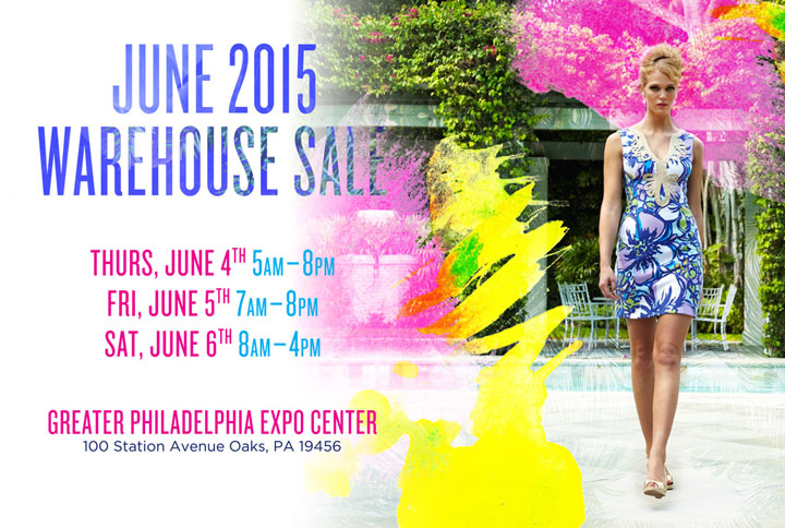 Lilly Pulitzer Warehouse Sale