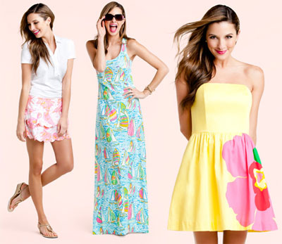 Lilly Pulitzer at RueLaLa.com