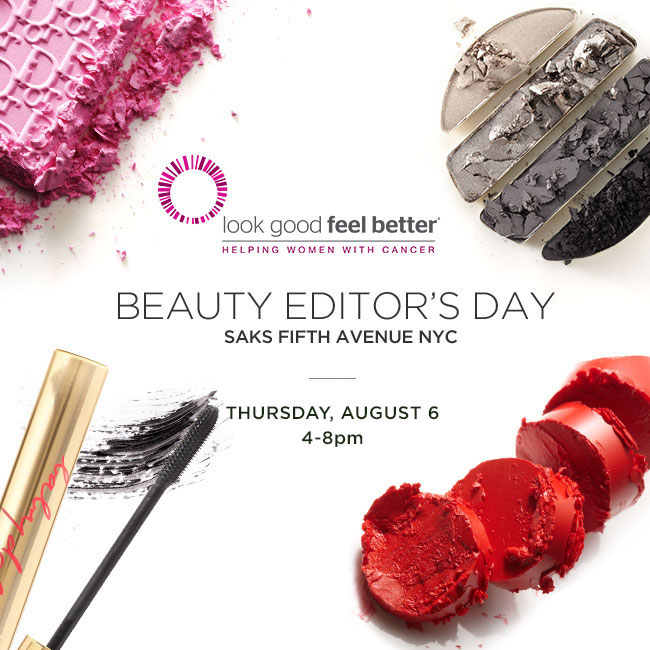Look Good Feel Better Fourth Annual Beauty Editors Day