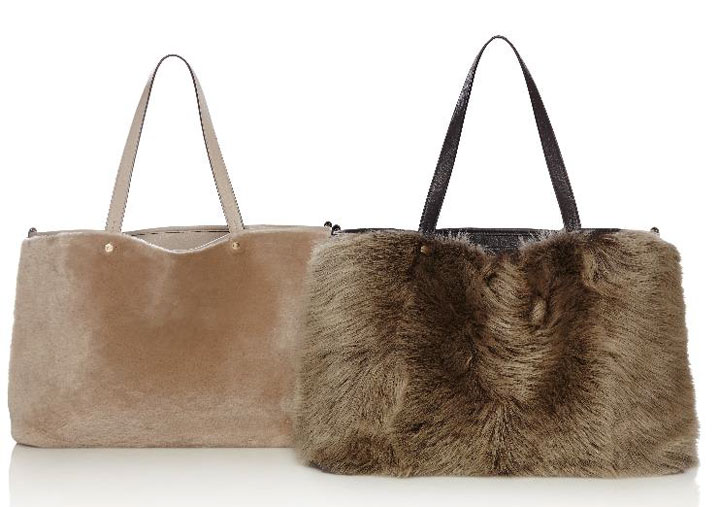 Luana Italy & Time's Arrow Handbag Sample Sale
