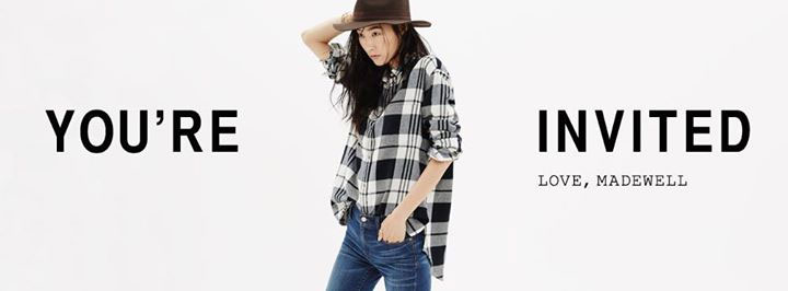 Madewell Brooklyn Grand Opening Party