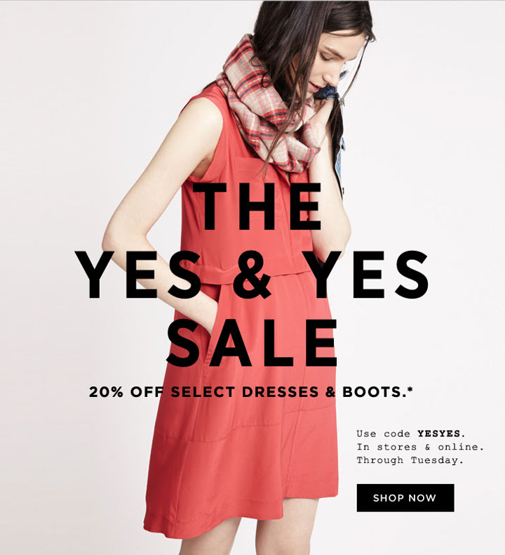 Madewell Labor Day Sale