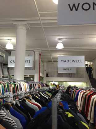 J.Crew Sample Sale