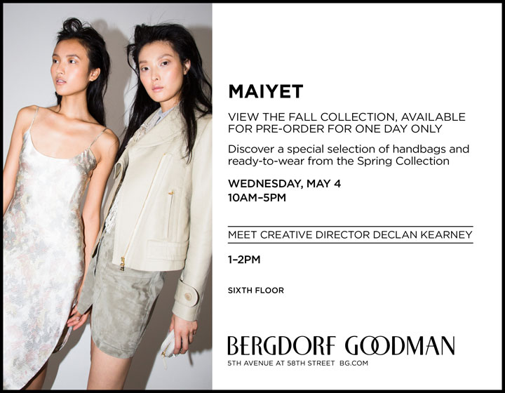 Maiyet Fall Trunk Show
