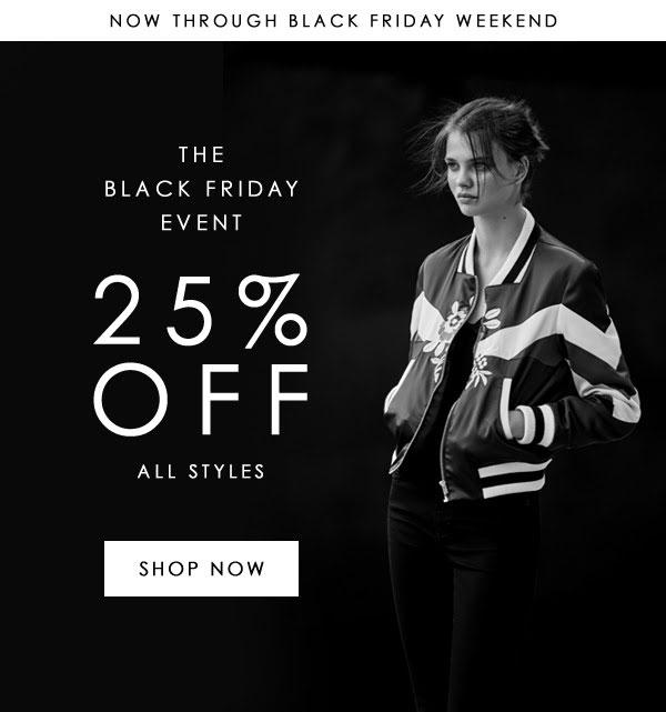 Maje Black Friday Sale