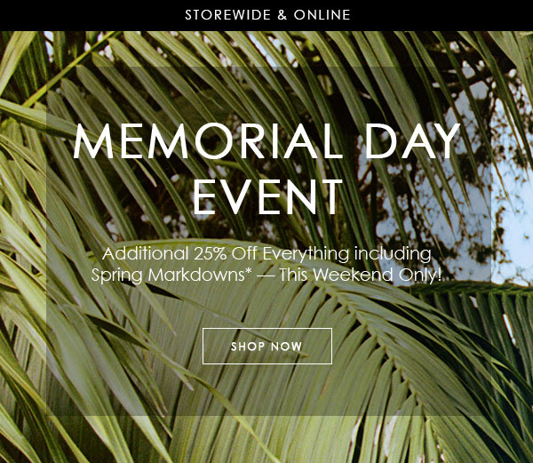 Maje Memorial Day Sale