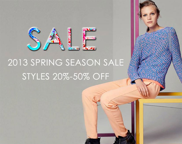 Maje Spring 2013 Online Retail Sale