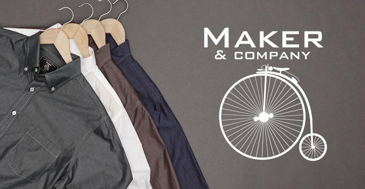 Maker & Co. Sample Sale