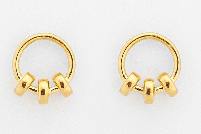 Makru Earrings: $129 (orig. $198)
