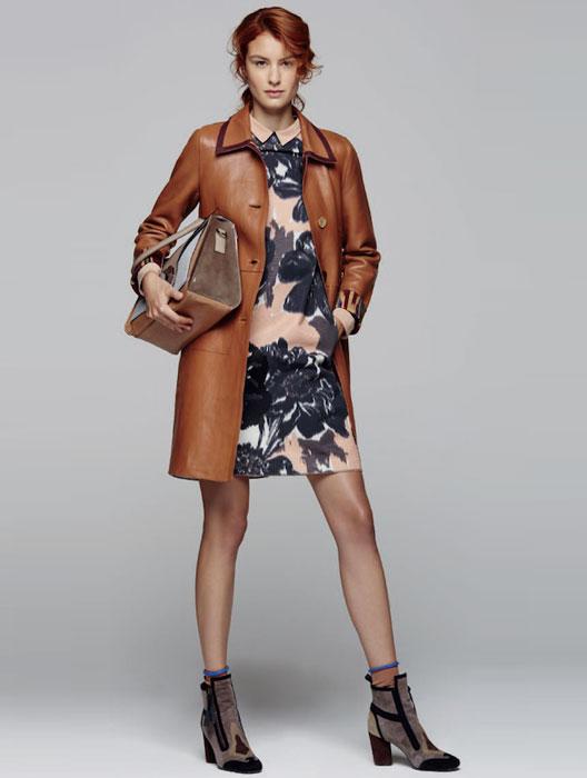Maliparmi Leather Jacket: $491 (orig. $945)