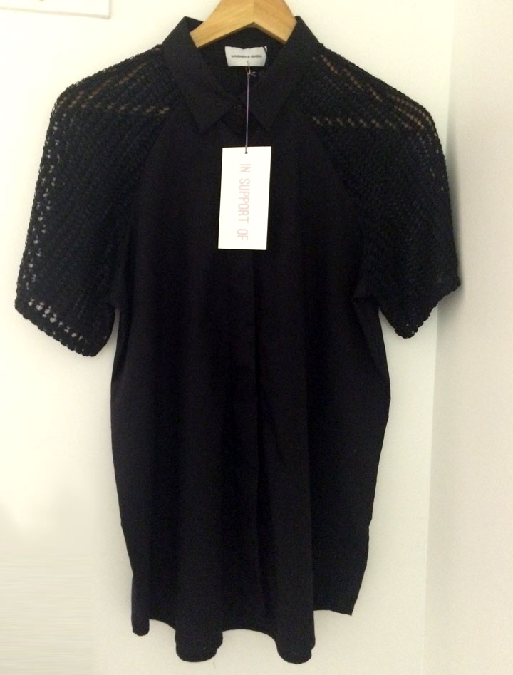 Mandarin and General Shirt for $168