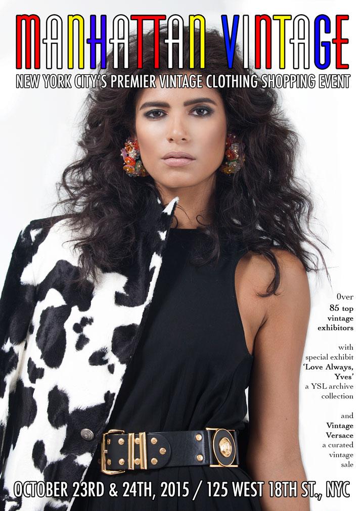 manhattan vintage clothing show sale new york event