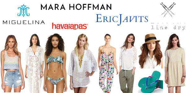 Mara Hoffman, Miguelina, & More Clothing & Accessories New York ...