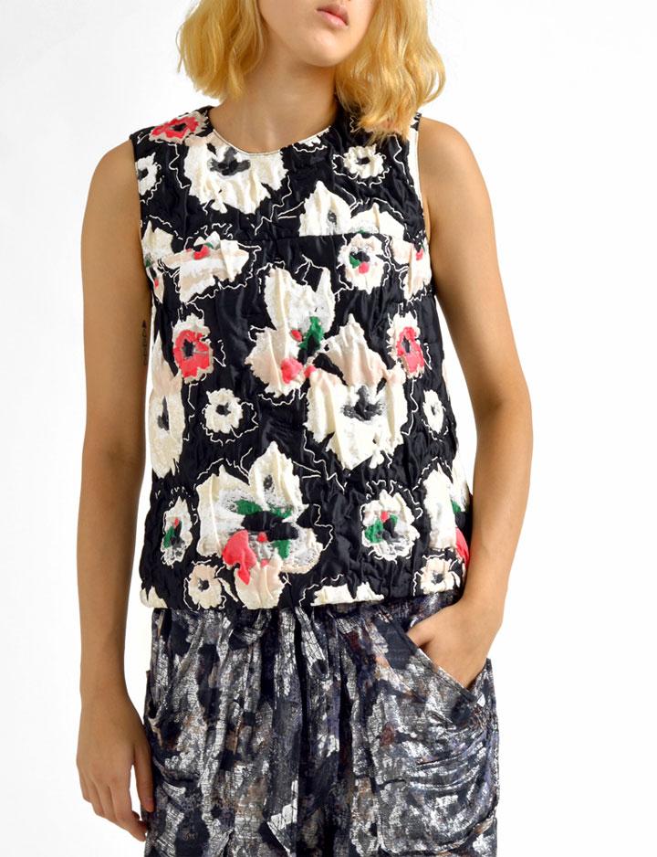 Marni floral top: $179 (orig. $910)