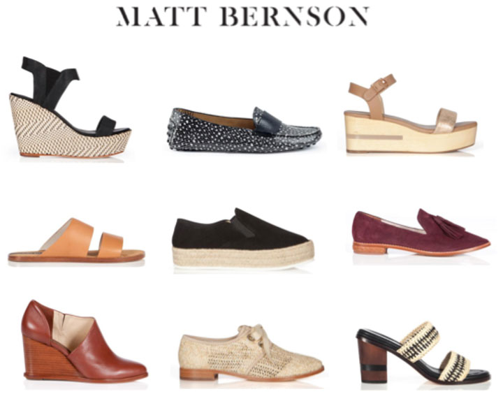 Matt Bernson Online Sample Sale