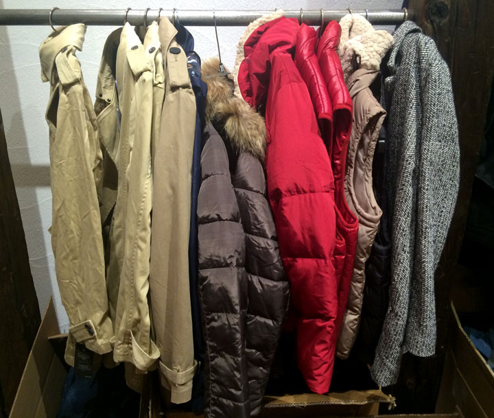 Coats for $40