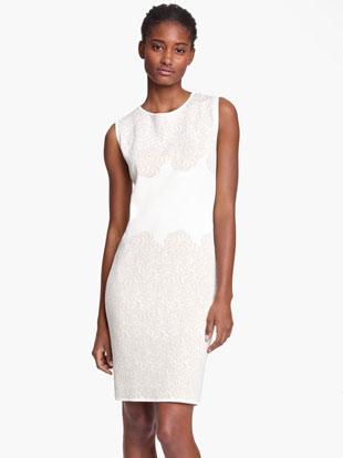 Max Mara 'Emma' Sleeveless Knit Dress