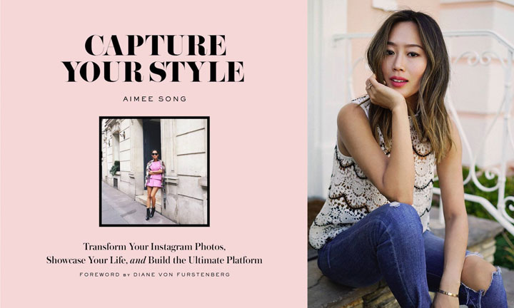 Meet Aimee Song, Top Fashion Influencer