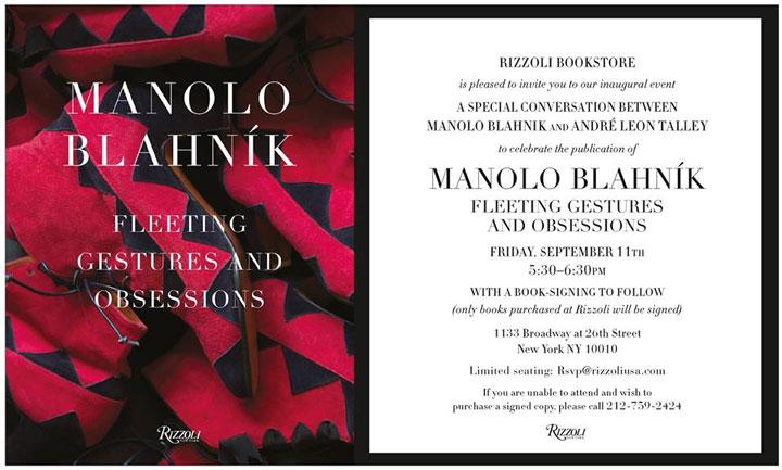Meet Manolo Blahnik & Andre Leon Talley