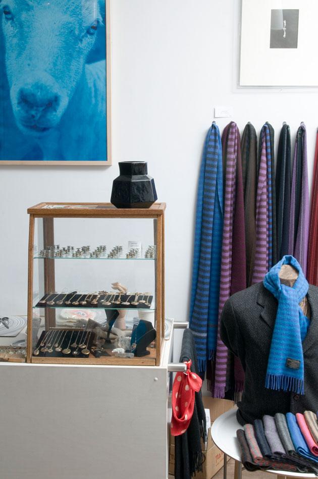 Meg Cohen Design Shop Winter Cashmere Sale