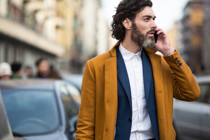 Milan Menswear Fashion Week Street Style