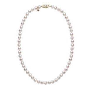 Mikimoto Classic Strand ($917, orig. $2,620)