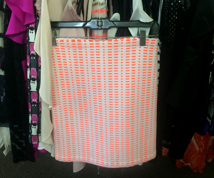 Milly skirt for $40