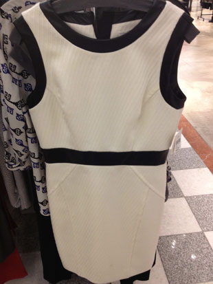 Milly Winter White Dress ($237)