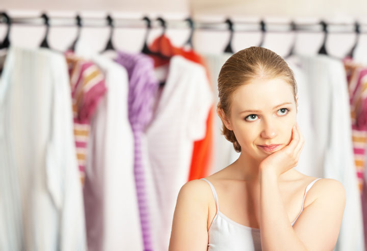 Mirror Panic and Wardrobe Disgust: Stop Stressing Over Your Body and Clothes