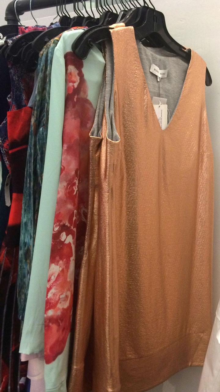 Stock dresses for $100